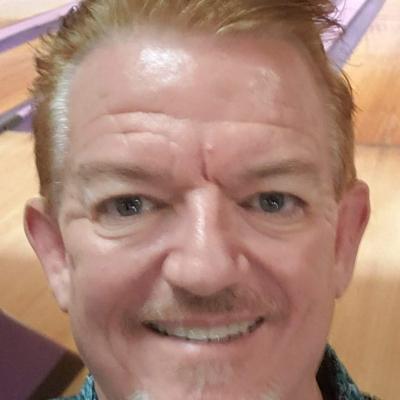 Portrait of Steve Strom